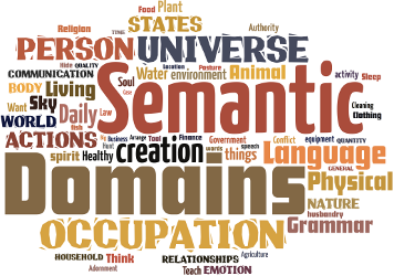 Semantic Domains